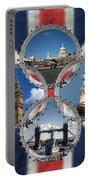 London Scenes Portable Battery Charger
