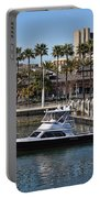 Long Beach Harbor Portable Battery Charger