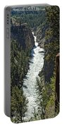 Long River View Portable Battery Charger