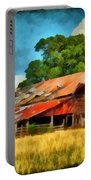 Long Road Barn Portable Battery Charger