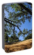 Looking Through The Oaks Portable Battery Charger