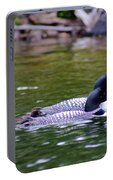 Loons With Twins 3 Portable Battery Charger