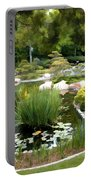 Loop Around The Garden Portable Battery Charger