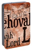 Lord Jehovah Portable Battery Charger