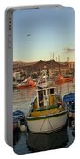 Los Cristianos Habour. Los Cristianos Portable Battery Charger