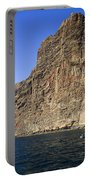 Los Gigantes Cliffs Portable Battery Charger