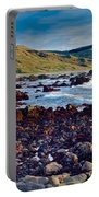 Lost Coast In Winter Portable Battery Charger