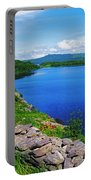 Lough Caragh, Co Kerry, Ireland Portable Battery Charger
