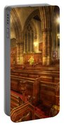 Loughborough Church Pews Portable Battery Charger