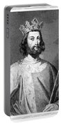Louis Vii (1121?-1180) Portable Battery Charger