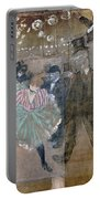 Louise Weber (1866-1929) Portable Battery Charger