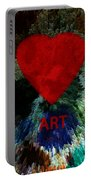 Love Art 3 Portable Battery Charger