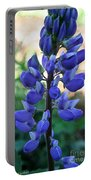 Lovely Lupine Portable Battery Charger