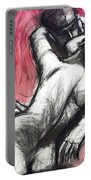 Lovers - The Kiss3 -rodin Portable Battery Charger