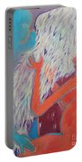 Loving My Angel Portable Battery Charger by Ana Maria Edulescu