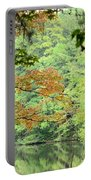 Loving The Season Of Autumn Portable Battery Charger