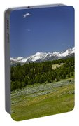Lower Cottonwood Road Portable Battery Charger