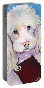 Lucy Portable Battery Charger by Pat Saunders-White