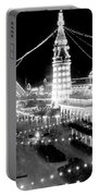 Luna Park - Coney Island - New York At Night - C 1903  Portable Battery Charger