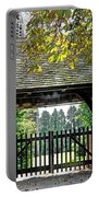 Lychgate To St Paul's Church - Scropton Portable Battery Charger