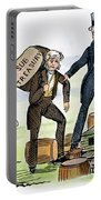 M. Van Buren: Cartoon, 1840 Portable Battery Charger