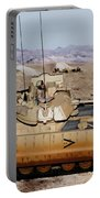 M2 Bradley Fighting Vehicle Portable Battery Charger