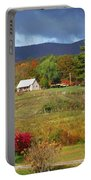 Mack's Farm In The Fall 2 Filtered Portable Battery Charger