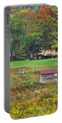 Mack's Farm In The Fall Portable Battery Charger