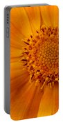 Macro Flower Portable Battery Charger