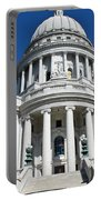 Madison Capitol Building Portable Battery Charger