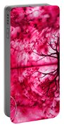 Magenta Portable Battery Charger