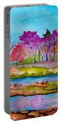 Magenta Woods Portable Battery Charger