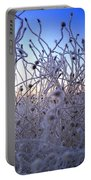Magic Winter Morning Portable Battery Charger