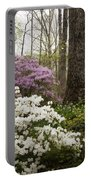 Magical Azaleas At Callaway Botanical Gardens Portable Battery Charger
