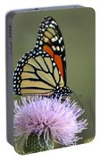 Magnificient Monarch Portable Battery Charger