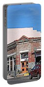 Main Street In Silver City Nm Portable Battery Charger
