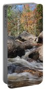 maine 29 Baxter State Park Trailside Stream Portable Battery Charger
