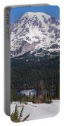 Majestic Rainier Reflected Portable Battery Charger