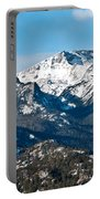 Majestic Rockies Portable Battery Charger
