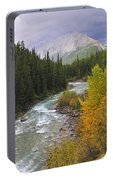 Maligne River Portable Battery Charger