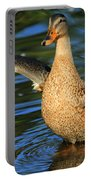 Mallard Wave Portable Battery Charger