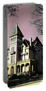 Mallory-neely Victorian Village Memphis Portable Battery Charger