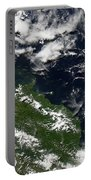 Manam Island, Papua New Guinea Portable Battery Charger