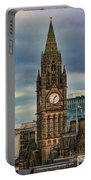 Manchester Town Hall Portable Battery Charger