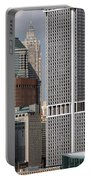 Manhattan Buildings Portable Battery Charger