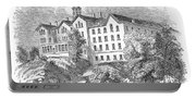 Manhattan College, 1868 Portable Battery Charger