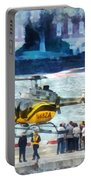 Manhattan Heliport Portable Battery Charger