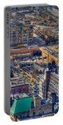 Manhattan Lincoln Tunnel Entrance Portable Battery Charger