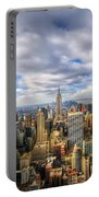 Manhattan05 Portable Battery Charger by Svetlana Sewell