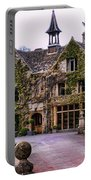 Manor House At Castle Combe  Portable Battery Charger